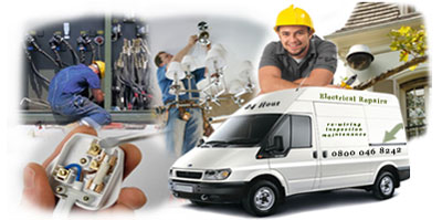 Wigston electricians